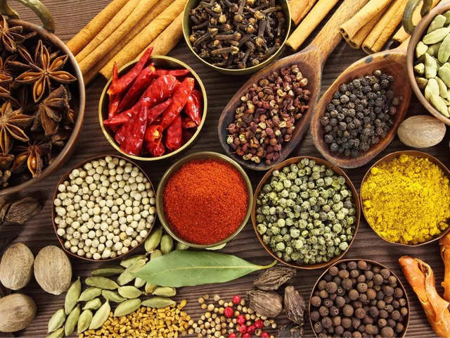 Myths of the West & spices of the East