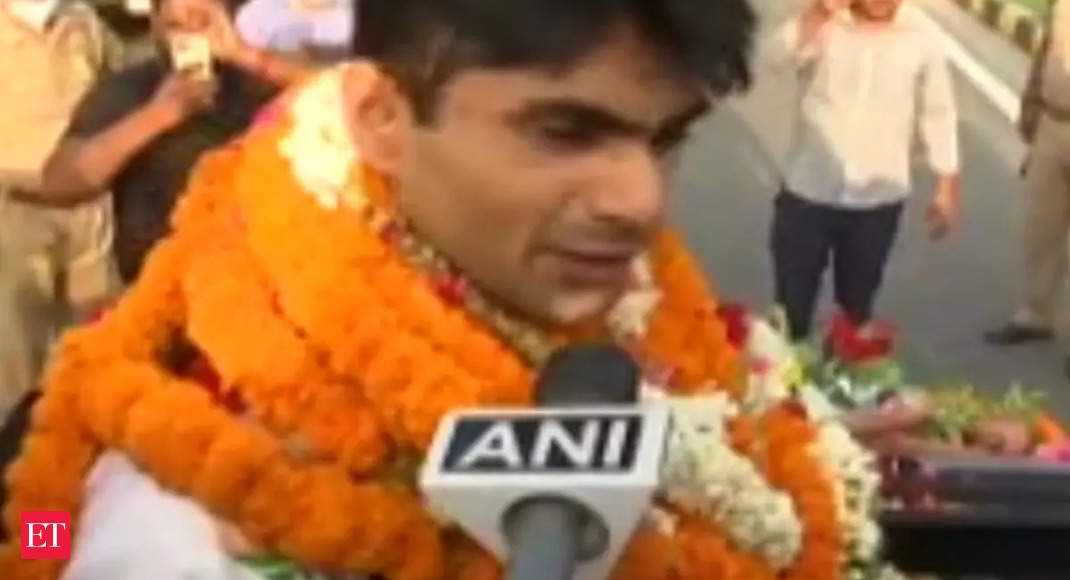 Tokyo Paralympics: Heroes return to grand welcome, India finish campaign with 19 medals thumbnail