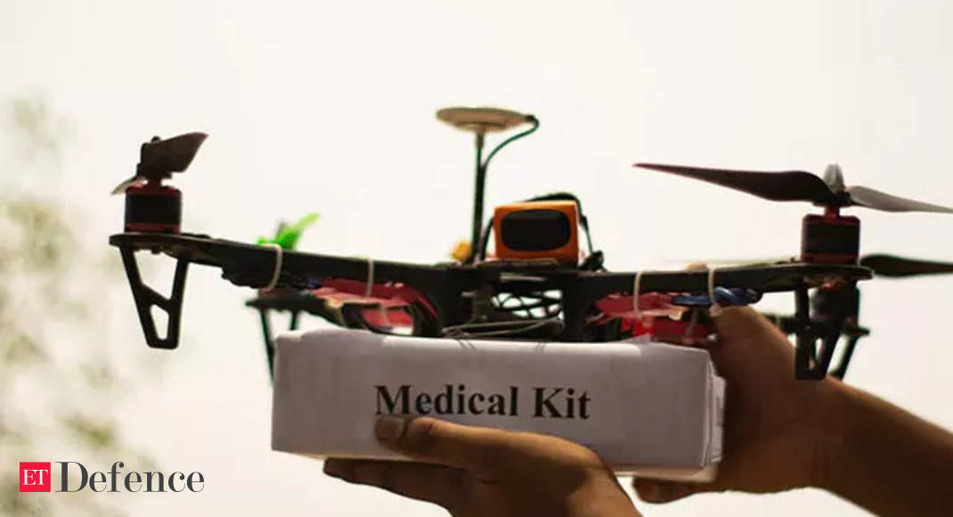 Govt fast-tracks acquisition of Made in India drones from Defence startups thumbnail