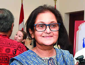 Namita Gokhale's book 'The Blind Matriarch' will launch on September 27