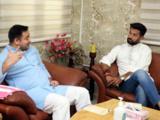 Bihar's political temperature rises as Chirag Paswan meets Tejashwi Yadav
