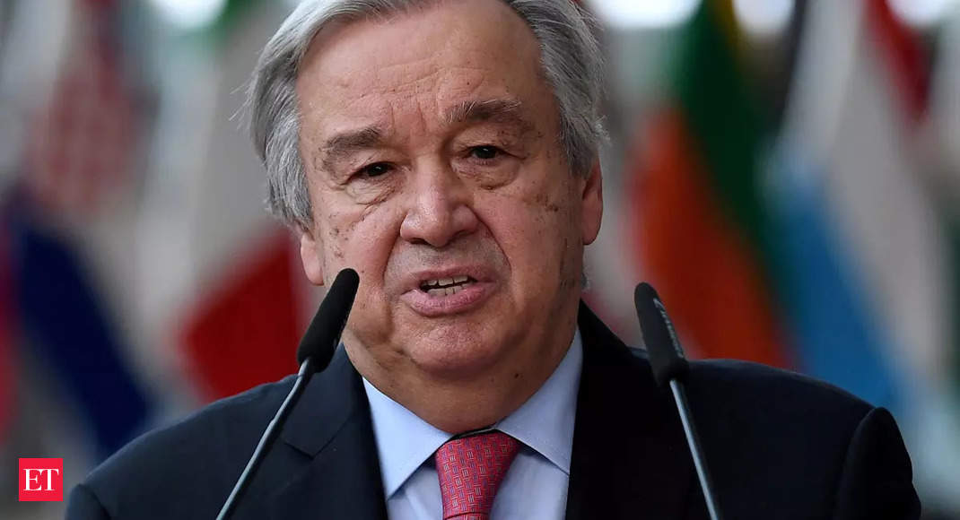 We remember unity, resolve expressed 20 years ago: UN chief Antonio Guterres on 9/11 anniversary