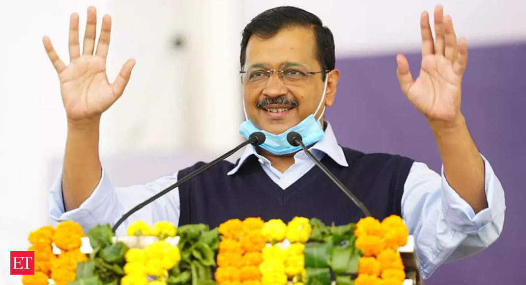 Don't hanker after posts, Kejriwal tells AAP workers