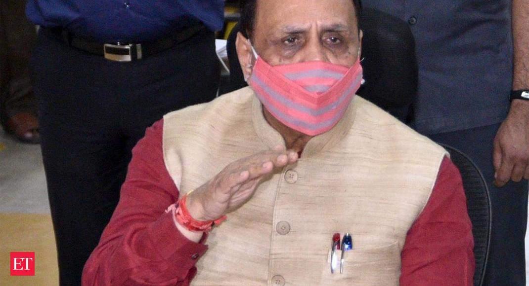 Gujarat Politics: Vijay Rupani quitting as Gujarat CM signals end of BJP rule in state, claim AAP, IYC
