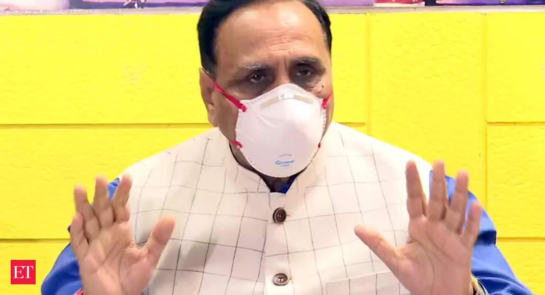 Vijay Rupani quits as Gujarat chief minister