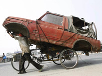 The big holes in the vehicle-scrappage policy: fitness-testing infra, supply chain for recyclers