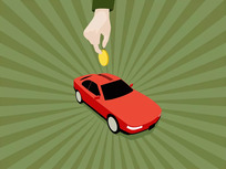 Should you place a contrarian bet on auto stocks? Both winners and losers hold the clue.