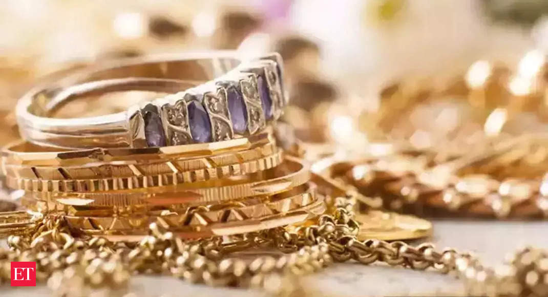 gold jewellery: Revenue of gold jewellery retailers is poised to grow 12-14% on-year this fiscal: Crisil