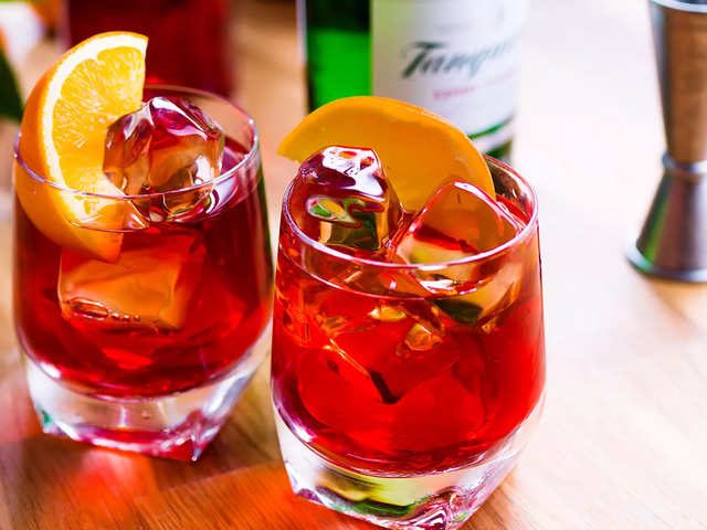 World Negroni Week: This delicious cocktail will drive a week-long fatigue away