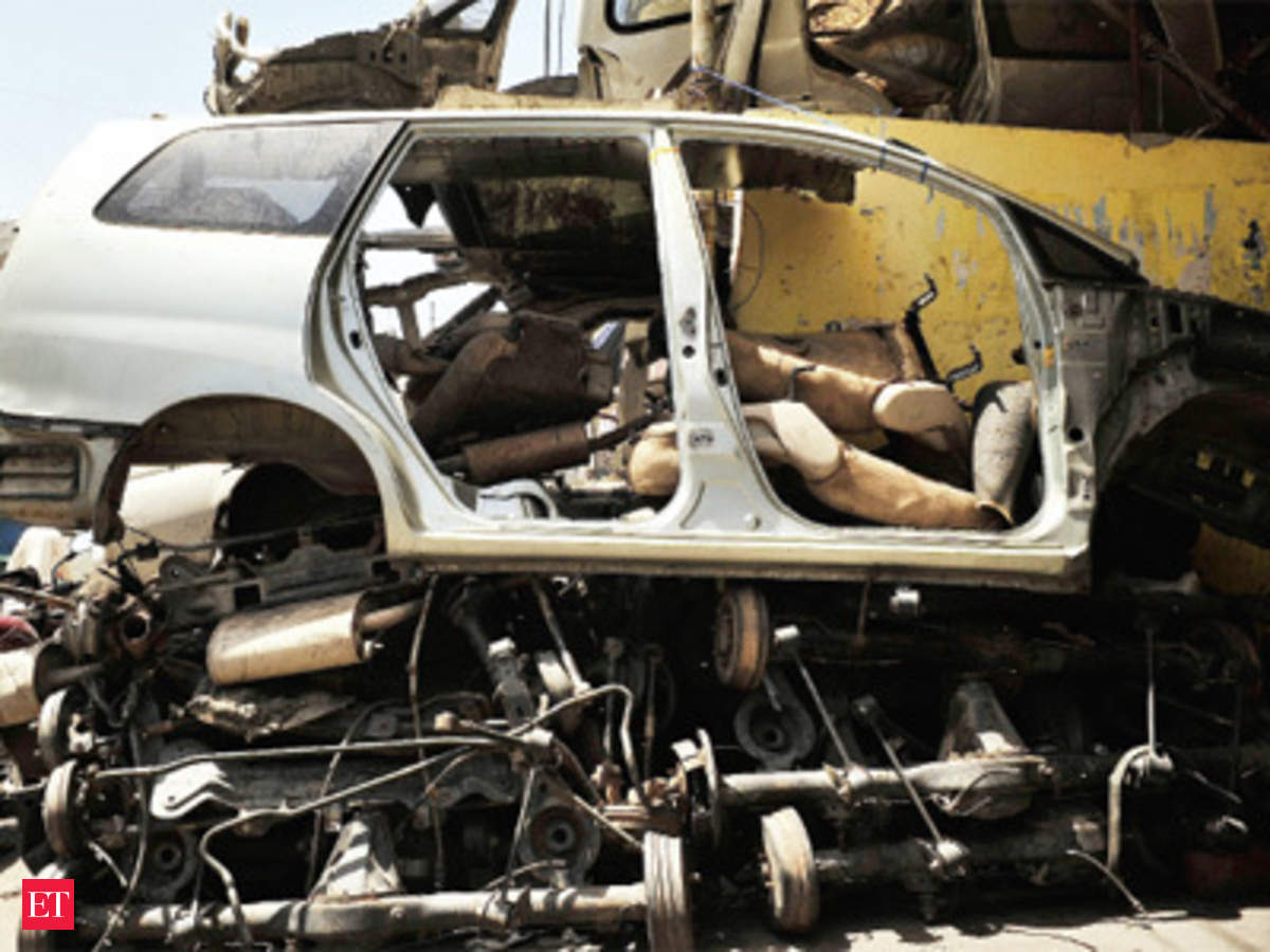 Make Your Own Car >> Make Your Own Car At Meerut Auto Scrapyard In Just Four