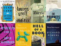 Anthony Doerr, Richard Powers find spot on National Book Awards' fiction longlist
