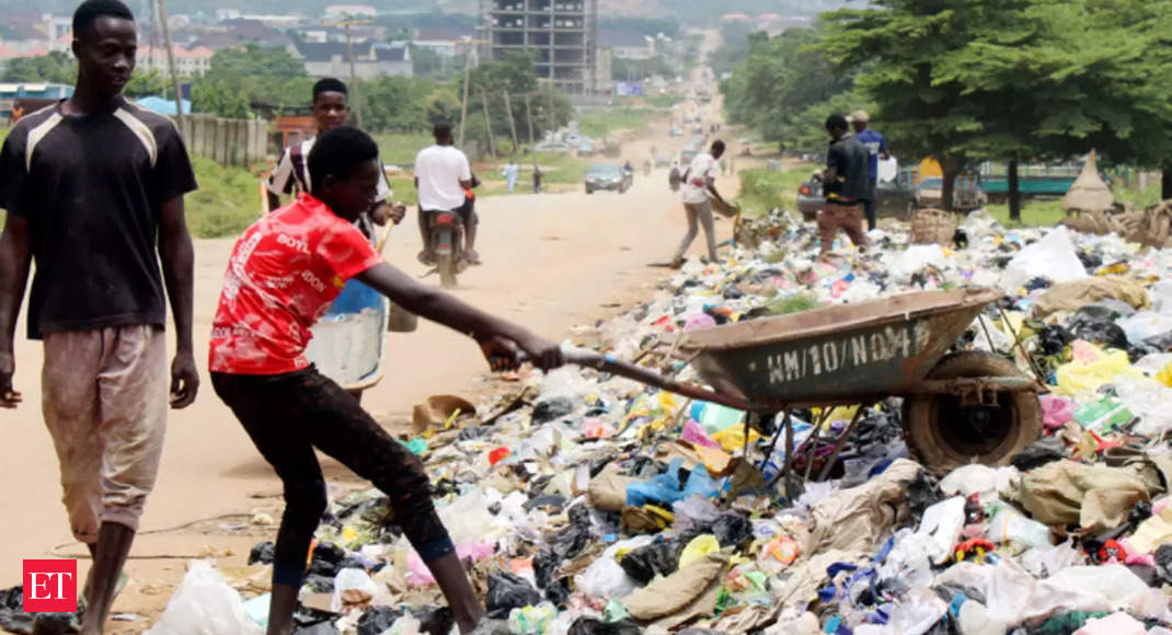 The Covid crisis is now a garbage crisis, too