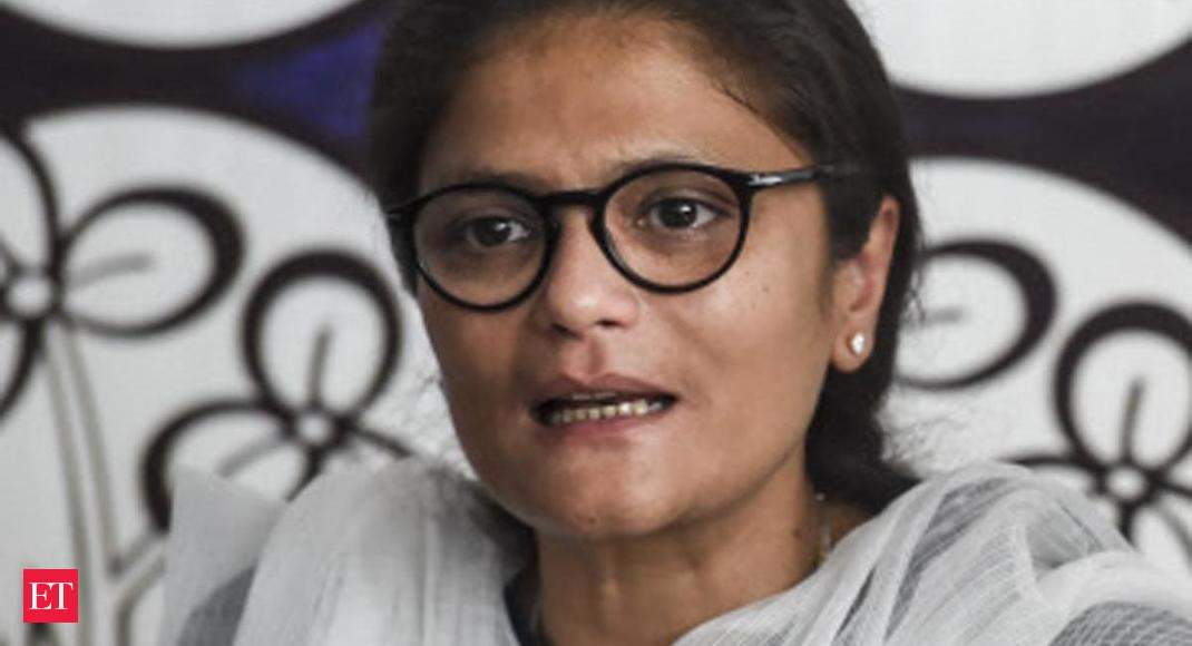 bjp: BJP not to field candidate for WB RS bypoll, TMC's Sushmita Dev likely to be elected unopposed