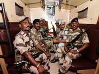 In a first, MHA approves trial for shock batons for CAPF
