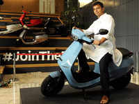 New mobility solutions to fix archaic world of internal combustion vehicles: Ola co-founder Bhavish Aggarwal