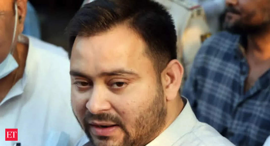 RJD's Tejashwi Yadav tries to unite Opposition on caste census thumbnail