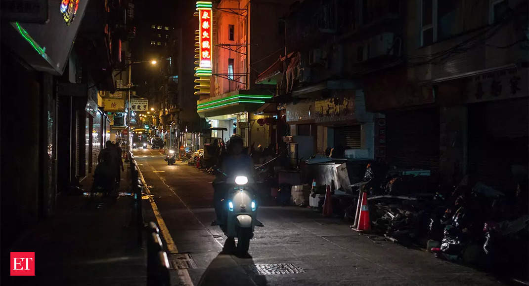 Power outages hit China, threatening economy and Christmas