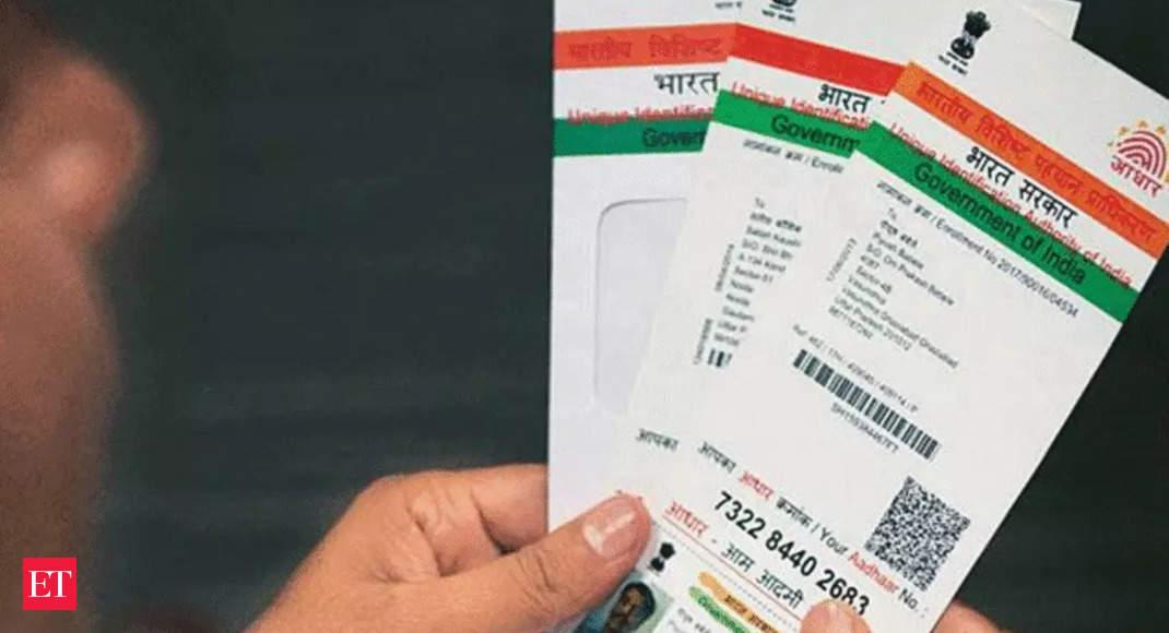 UIDAI slashes Aadhaar authentication charge to Rs 3: CEO Saurabh Garg thumbnail
