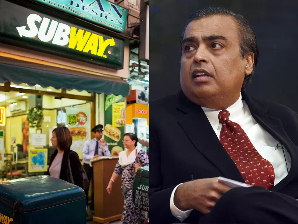 Two decades on, Subway hasn't cut the mustard. A deal with Reliance can give it the bite it needs.