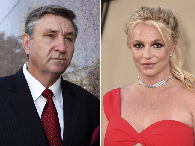 Britney Spears and her father going through bad days