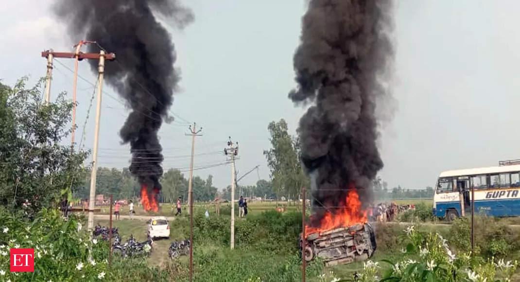 Lakhimpur Kheri: Akhilesh Yadav detained in Lucknow thumbnail