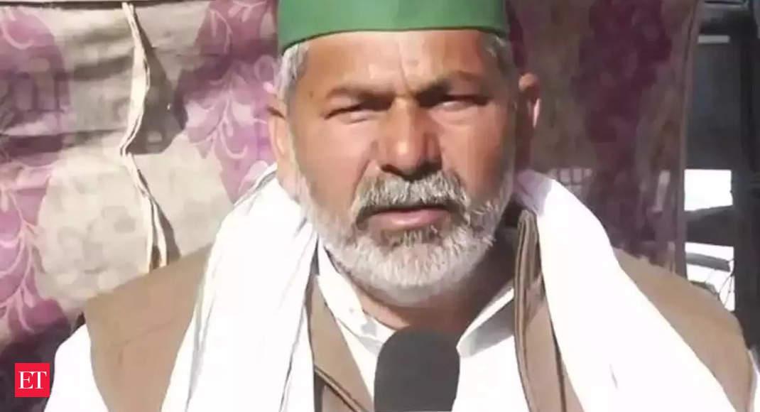 Lakhimpur Kheri violence: Rakesh Tikait demands sacking of MoS Ajay Mishra, arrest of his son thumbnail