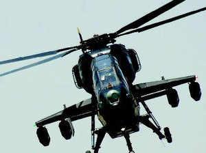 Hindustan Aeronautics sees spike in light combat helicopter orders