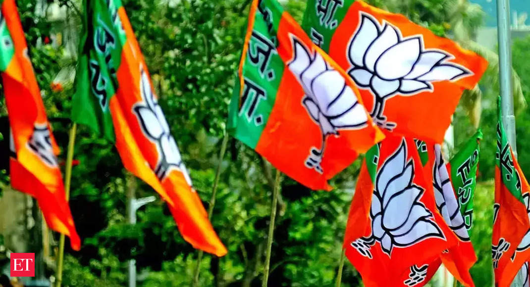 national executive: BJP releases 80-member National Executive list, names 50 special, 179 permanent invitees