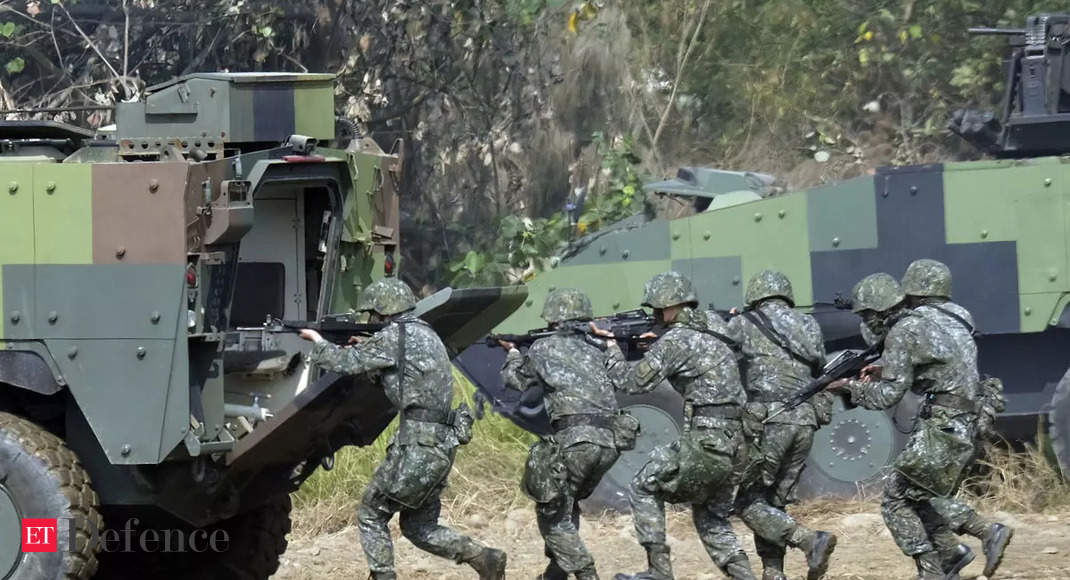 US special forces quietly training Taiwanese: Official thumbnail