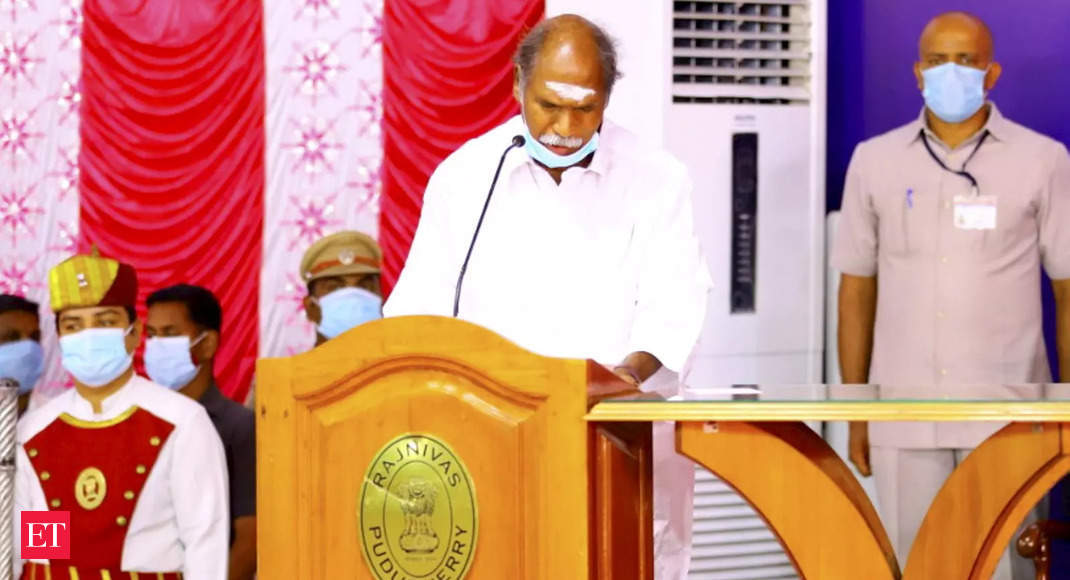 Fresh notification on Puducherry civic polls issued; Speaker calls for emergency meet thumbnail
