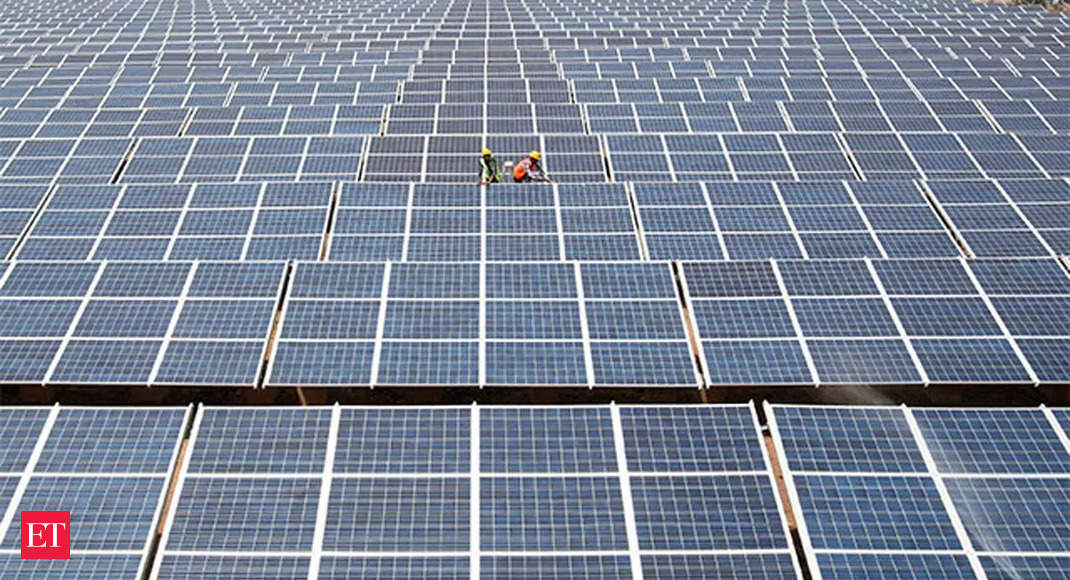 Government may defer duty on solar gear imports, extend project deadlines thumbnail