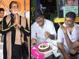 Amitabh Bachchan turns 79, fans celebrate megastar's birthday outside his residence