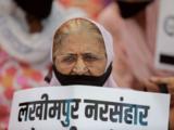 Lakhimpur violence: Congress leaders observe 'maun vrat', demand removal of Minister Mishra