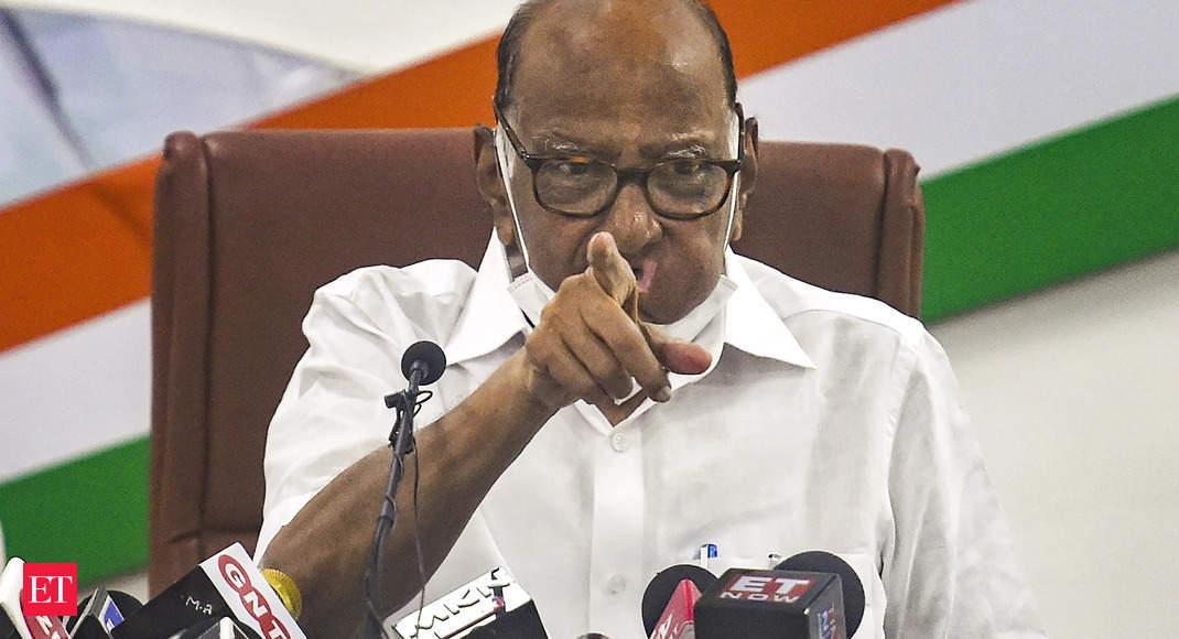 Central agencies CBI, ED, NCB misused to target opposition: Sharad Pawar