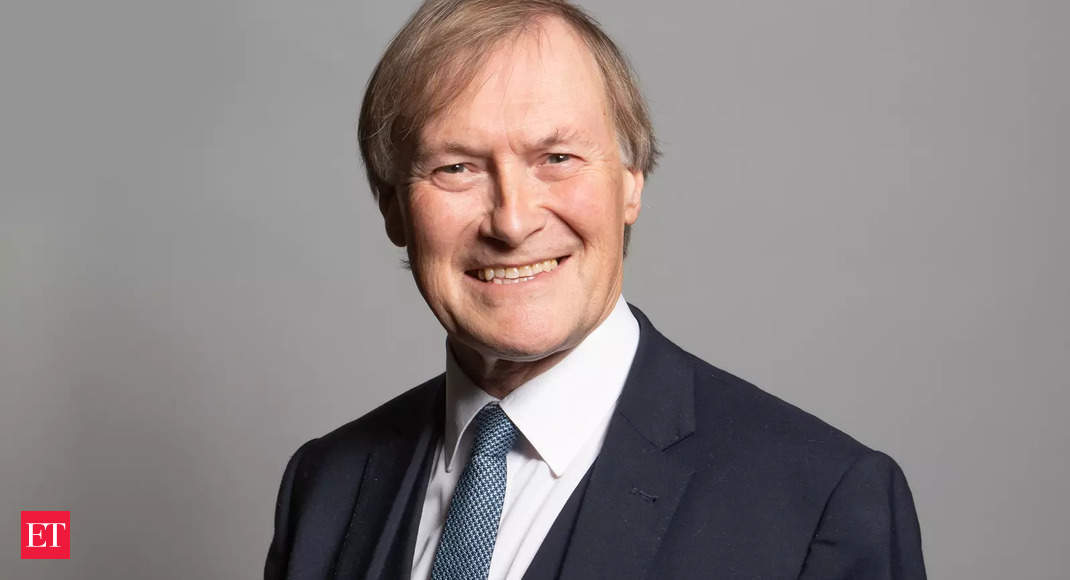 Security review after British MP David Amess stabbed to death in 'terror' attack thumbnail