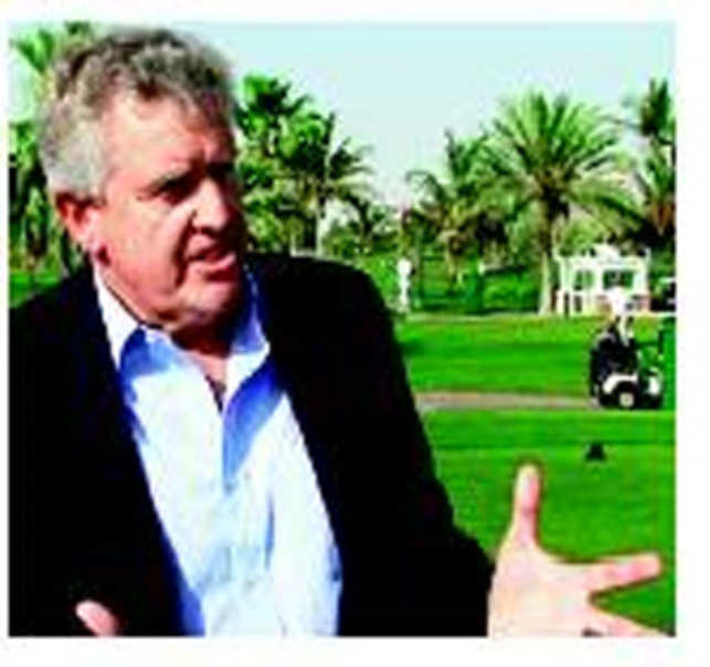 The Grass Club: Colin Montgomerie, European golf