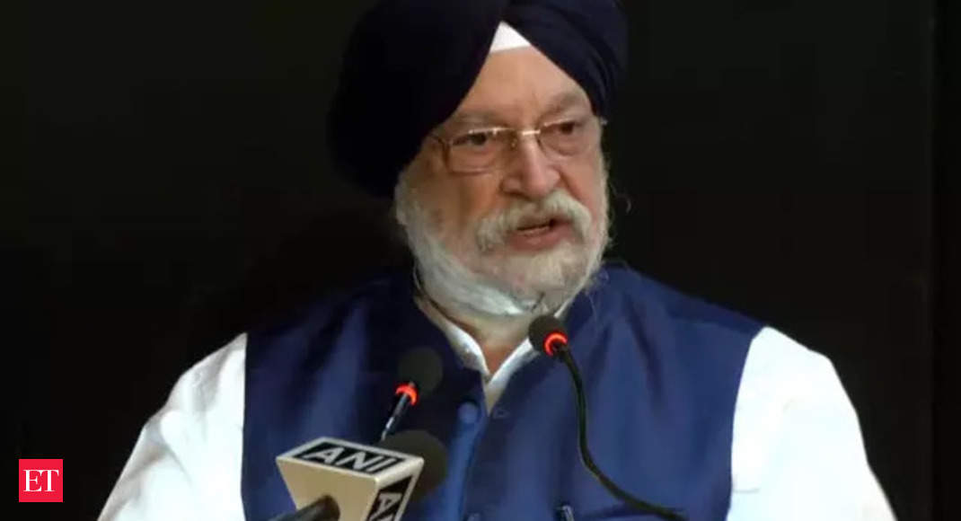 Petrol, diesel consumption is higher than pre-COVID times, will look into price issue: Hardeep Puri thumbnail