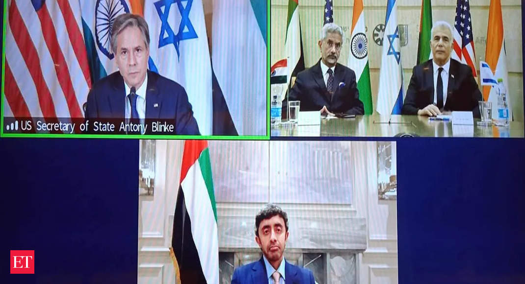India, Israel, US and UAE agree to establish joint economic forum