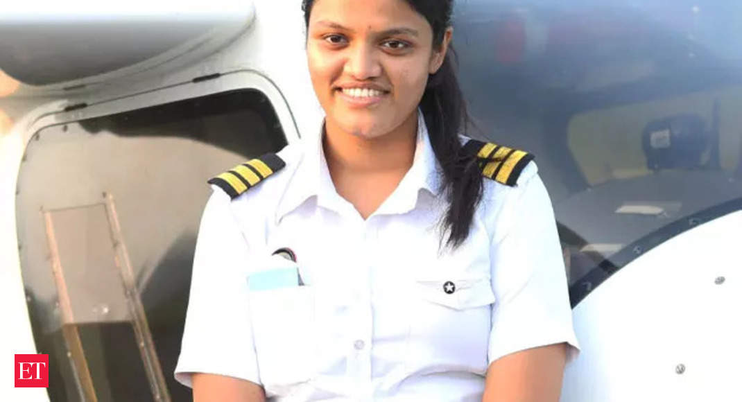 Meet Aarohi Pandit: 25-year old who re-enacted India's first commercial flight flown by JRD Tata thumbnail