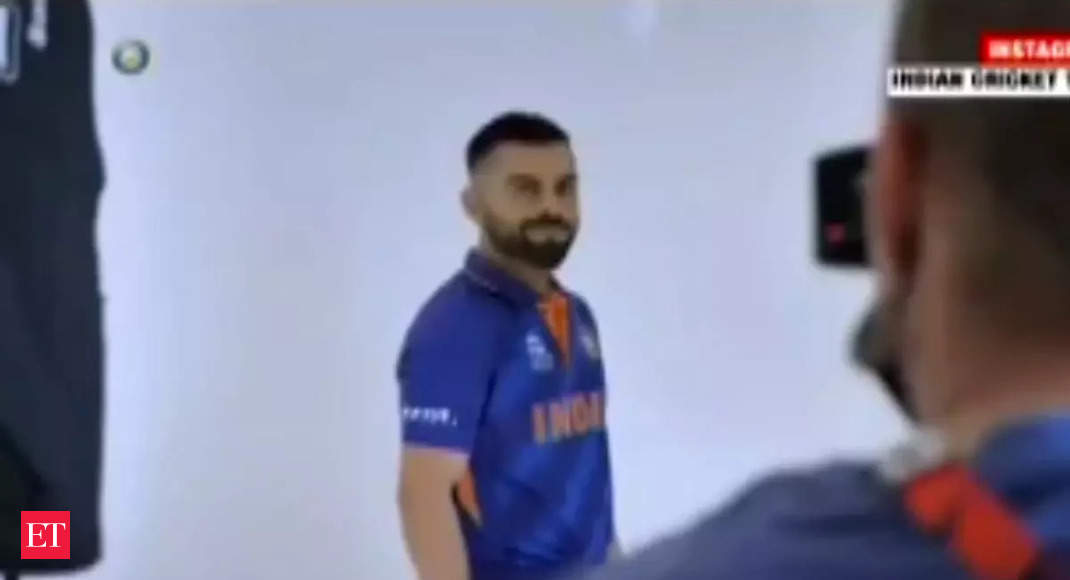 Watch: Team India's fun photoshoot ahead of the T20 World Cup thumbnail