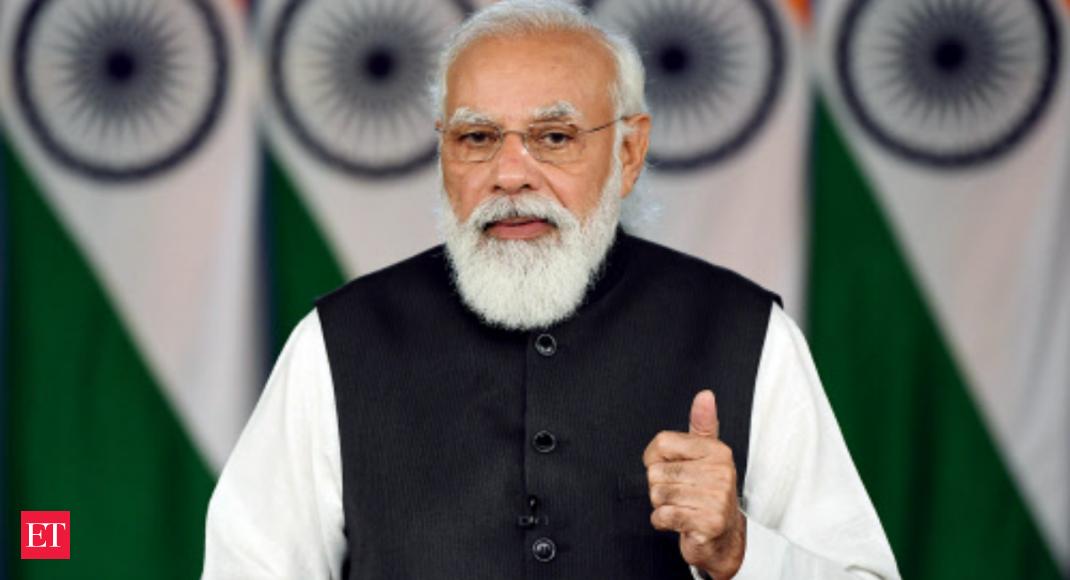 Mann Ki Baat: PM Modi hails India's 100-crore vaccination mark thumbnail