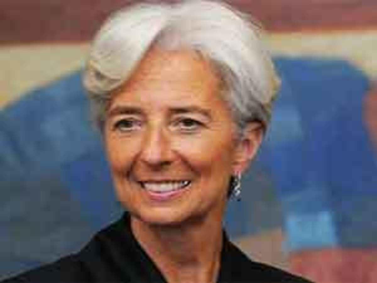 Christine Lagarde Videos: Watch Christine Lagarde News Video