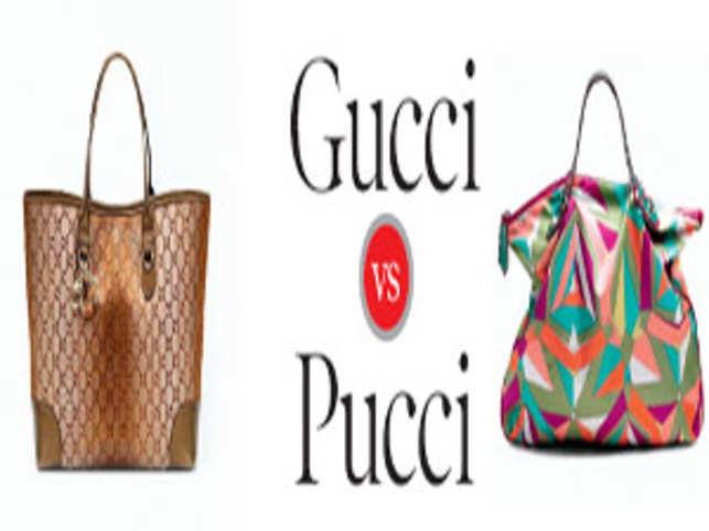 big sale 0e459 1534b Gucci & Pucci: Differences aside, both preferred by ...