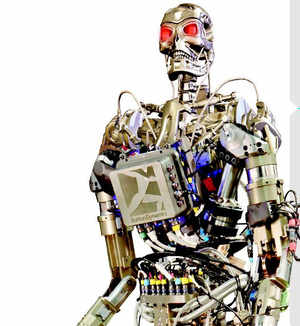 Military robots sparking a revolution, both on and off the battlefield
