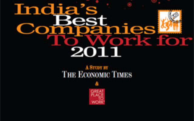 American Express Best Companies To Work For 2011 Indias Top 10