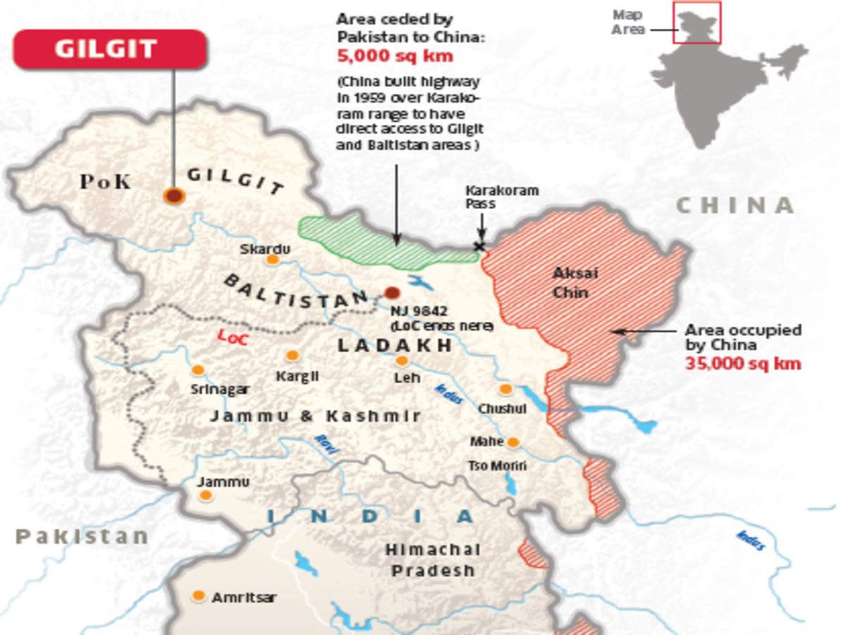 Chinese mining companies make inroads into Gilgit's mineral-rich