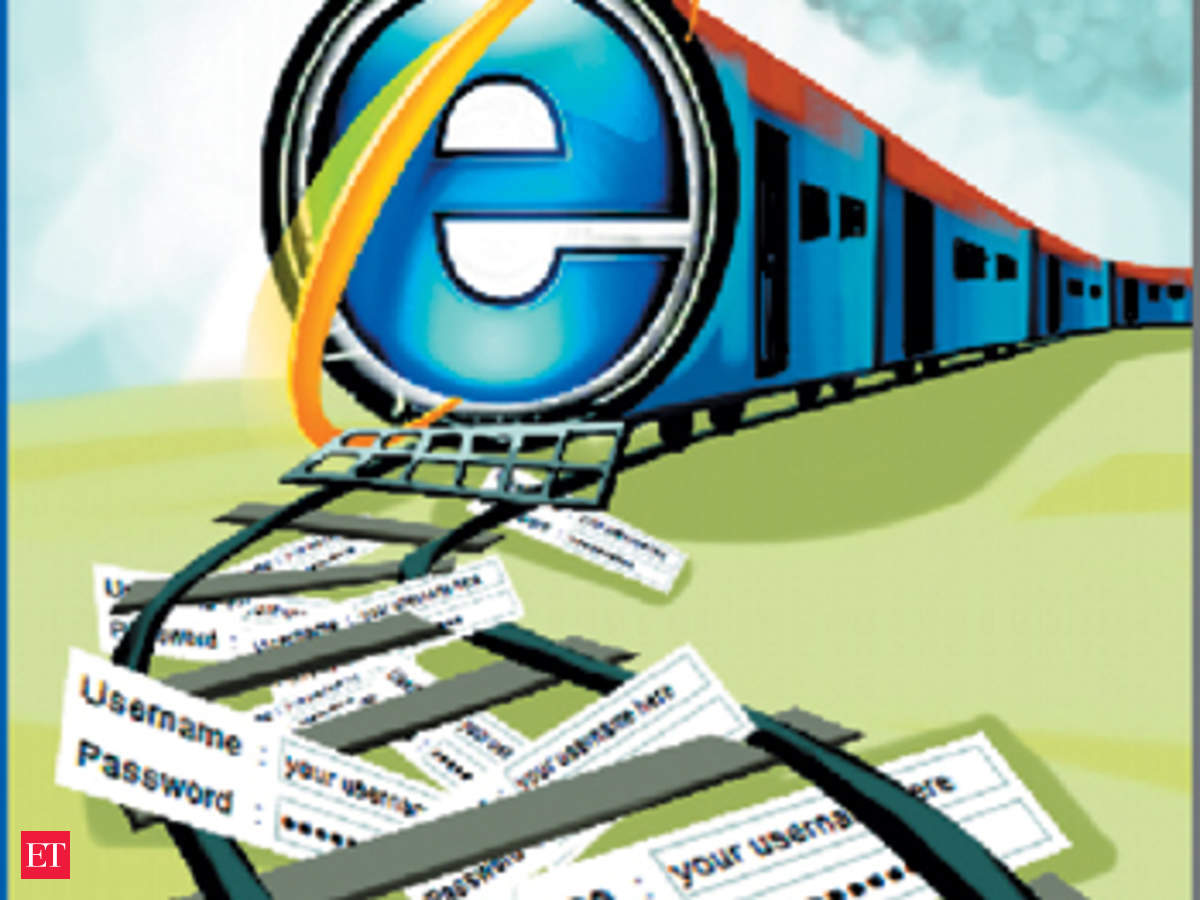 Indian Railways to roll out new e-ticketing service - The