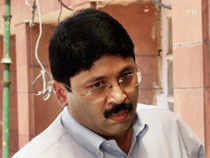 Sun TV shares down after Dayanidhi Maran quits as textiles minister