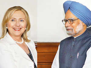 Will pressure Islamabad to rein in terror, promises Hillary Clinton