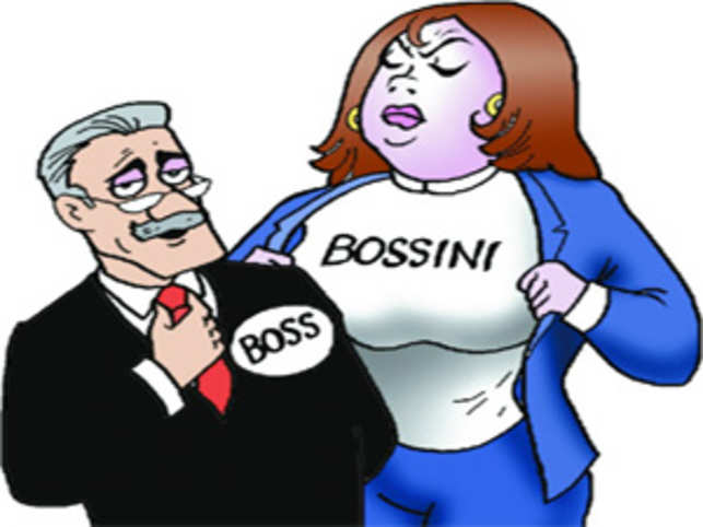 Are Women bosses at India Inc good, unbiased and productive?